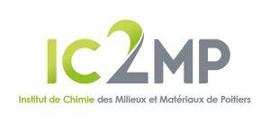 Logo de IC2MP - Institut de Chimie des Milieux et Matériaux de Poitiers